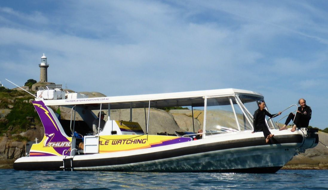 Our Awesome Tour Vessel Eco 1